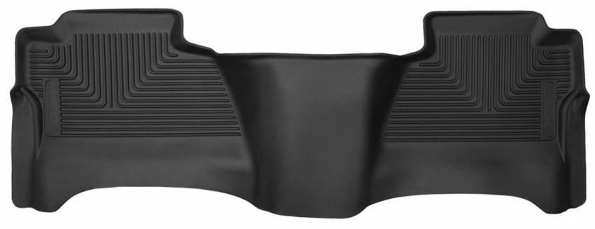Husky Liners - Husky Liners 53211 X-act Contour Rear Floor Mat Set