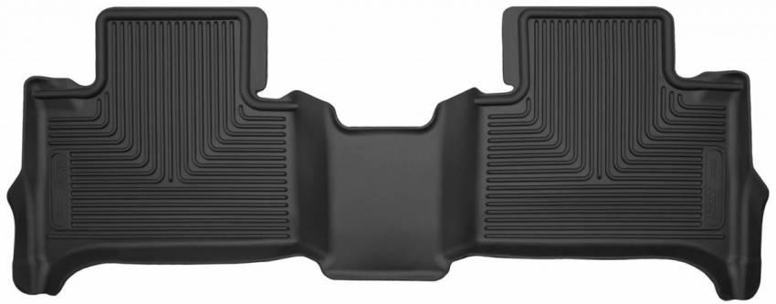 Husky Liners - Husky Liners 53231 X-act Contour Rear Floor Mat Set