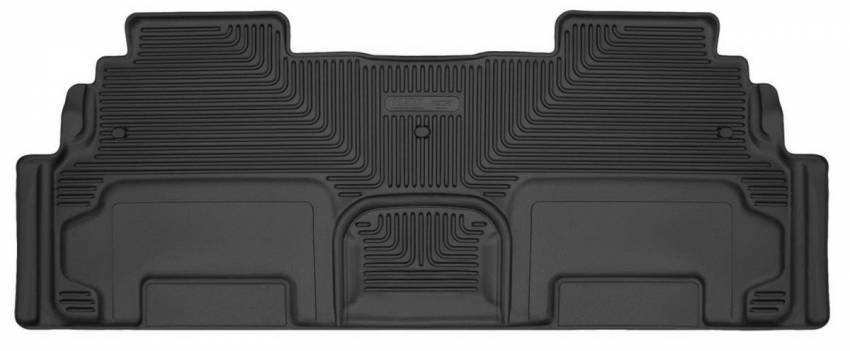 Husky Liners - Husky Liners 53241 X-act Contour Rear Floor Mat Set