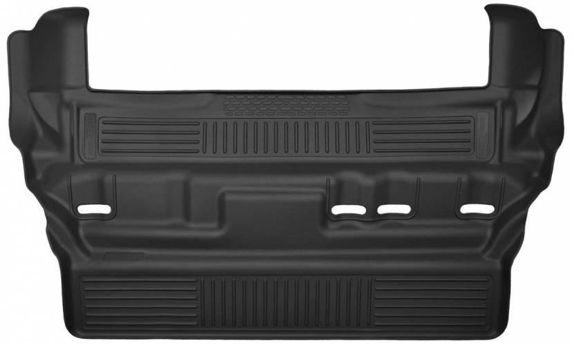 Husky Liners - Husky Liners 53261 X-act Contour Third Row Floor Mat Set