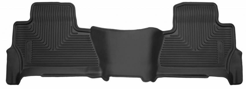 Husky Liners - Husky Liners 53271 WeatherBeater Rear Floor Liner Set