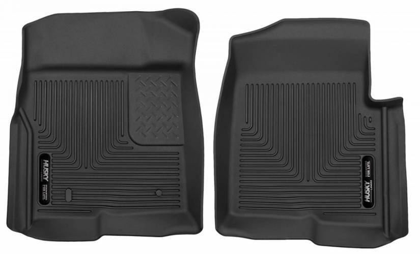 Husky Liners - Husky Liners 53311 X-act Contour Front Floor Mat Set
