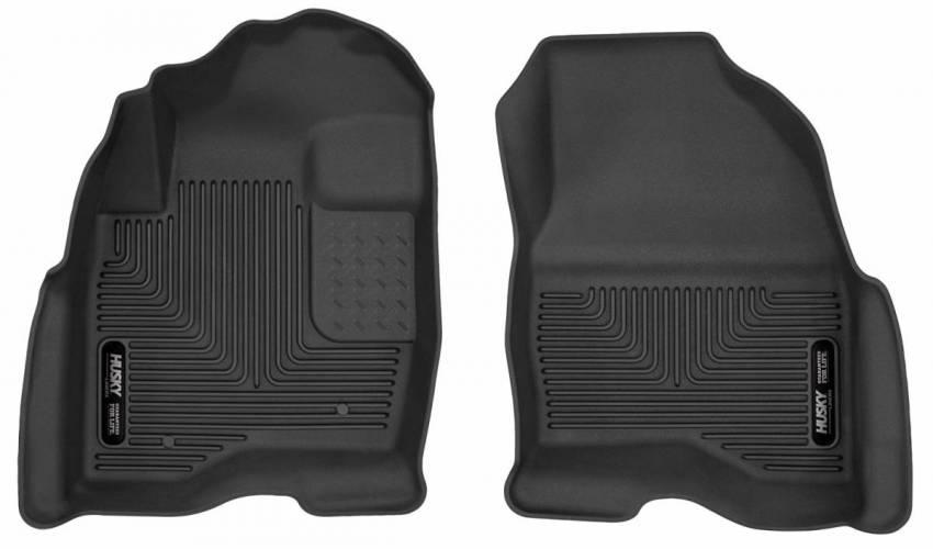 Husky Liners - Husky Liners 53331 X-act Contour Front Floor Mat Set