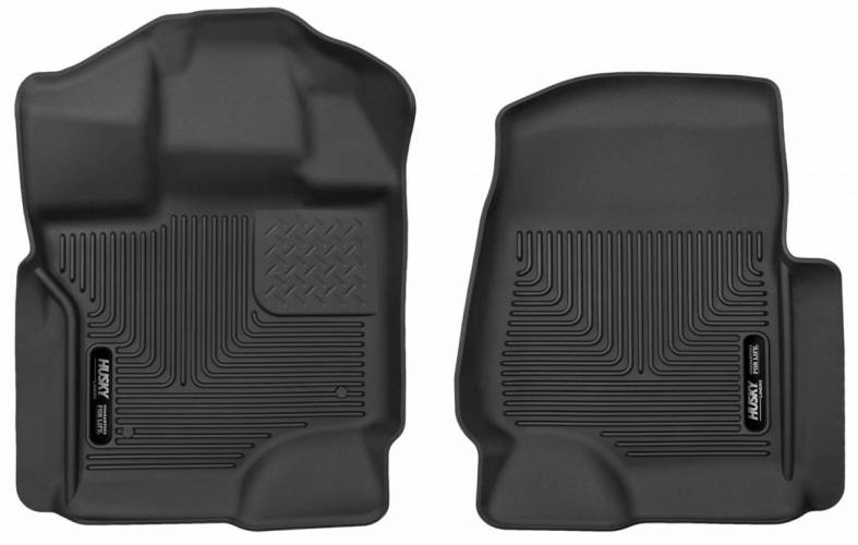 Husky Liners - Husky Liners 53341 X-act Contour Front Floor Mat Set