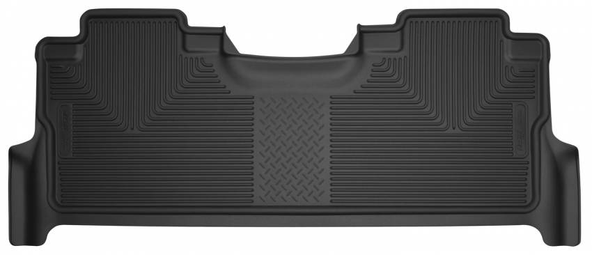 Husky Liners - Husky Liners 53381 X-act Contour Rear Floor Mat Set