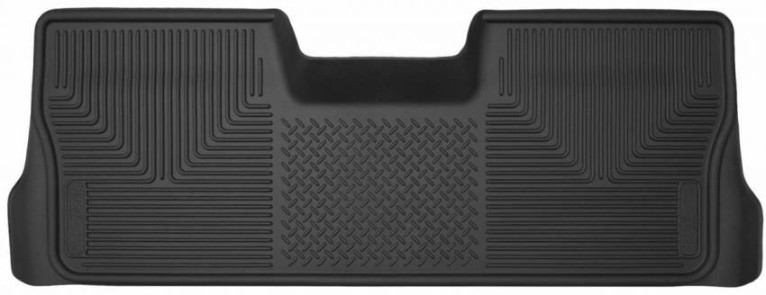 Husky Liners - Husky Liners 53411 X-act Contour Rear Floor Mat Set