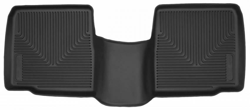 Husky Liners - Husky Liners 53431 X-act Contour Rear Floor Mat Set