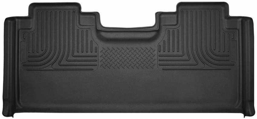 Husky Liners - Husky Liners 53451 X-act Contour Rear Floor Mat Set