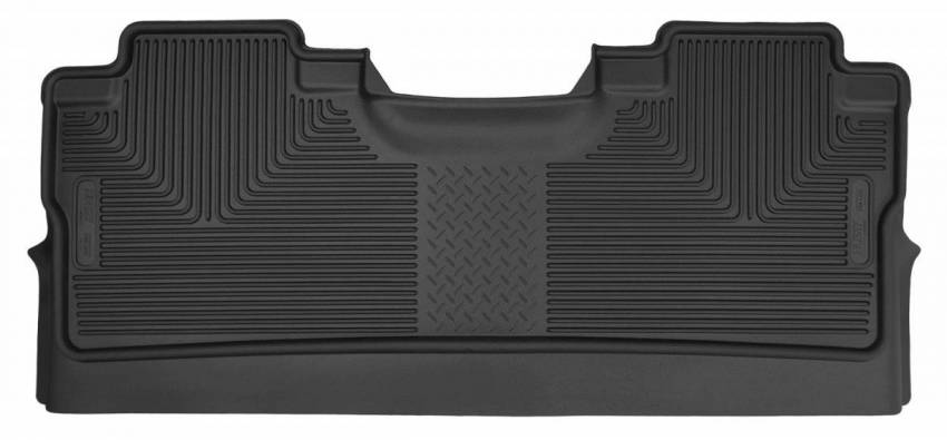 Husky Liners - Husky Liners 53471 X-act Contour Rear Floor Mat Set