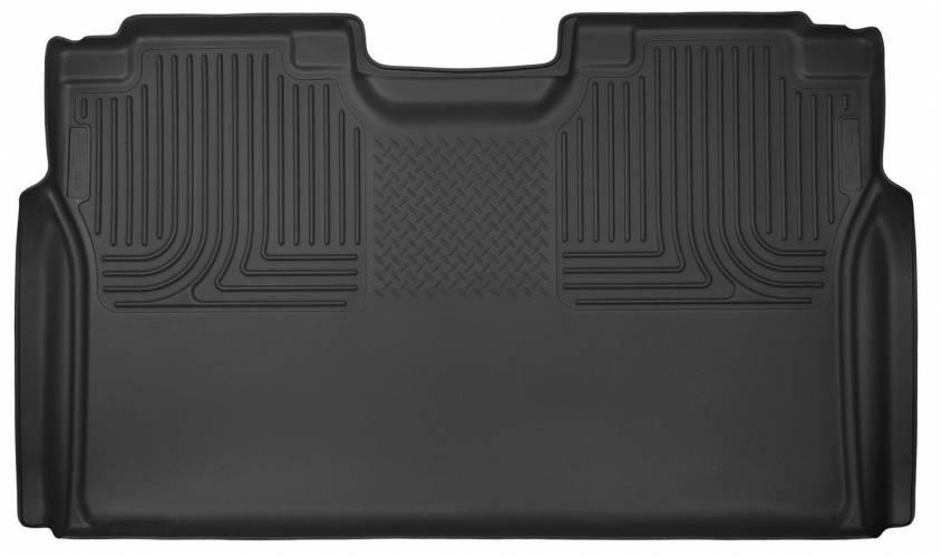 Husky Liners - Husky Liners 53491 X-act Contour Rear Floor Mat Set