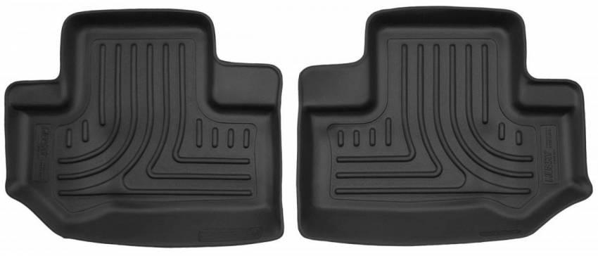Husky Liners - Husky Liners 53581 X-act Contour Rear Floor Mat Set