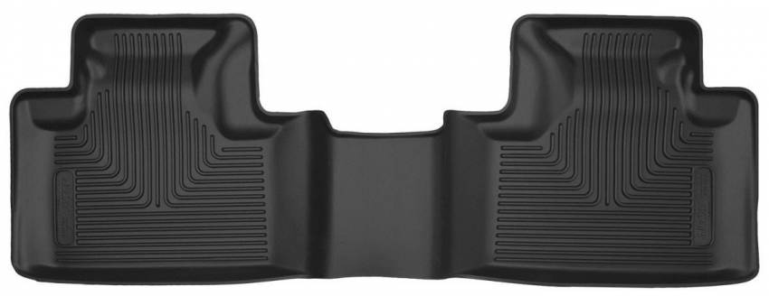 Husky Liners - Husky Liners 53661 X-act Contour Rear Floor Mat Set
