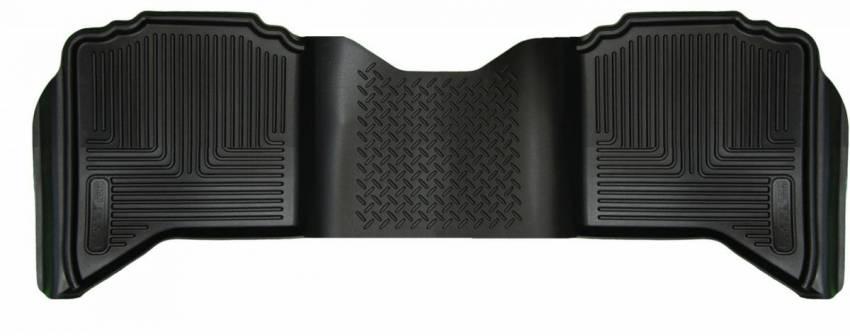 Husky Liners - Husky Liners 53811 X-act Contour Rear Floor Mat Set