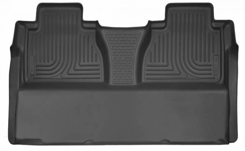 Husky Liners - Husky Liners 53841 X-act Contour Rear Floor Mat Set