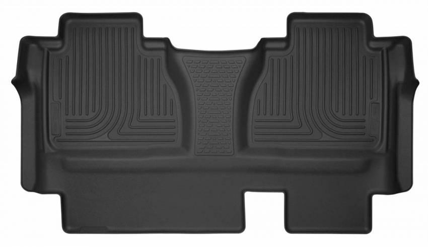 Husky Liners - Husky Liners 53851 X-act Contour Rear Floor Mat Set