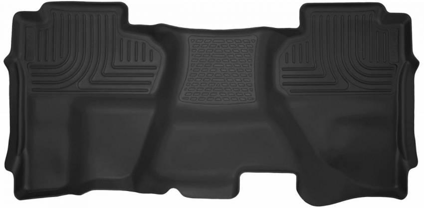 Husky Liners - Husky Liners 53911 X-act Contour Rear Floor Mat Set