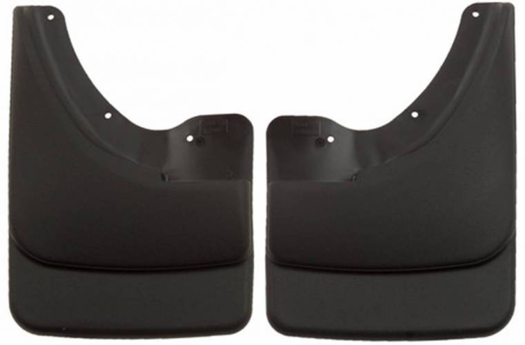 Husky Liners - Husky Liners 56071 Custom Molded Mud Guards Front Mud Flap