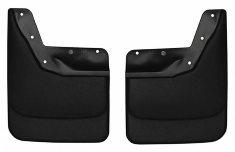 Husky Liners - Husky Liners 56291 Custom Molded Mud Guards Front Mud Flap