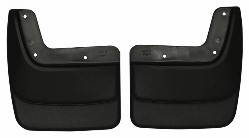 Husky Liners - Husky Liners 56341 Custom Molded Mud Guards Front Mud Flap