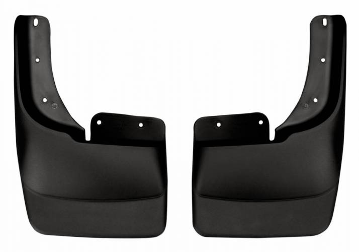 Husky Liners - Husky Liners 56411 Custom Molded Mud Guards Front Mud Flap