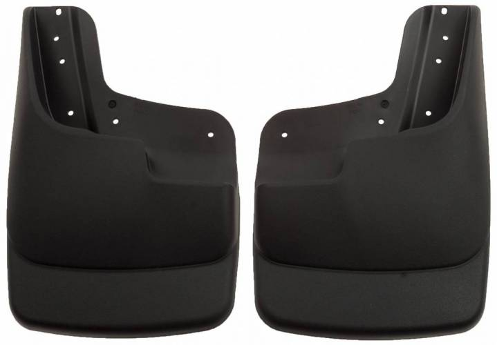 Husky Liners - Husky Liners 56511 Custom Molded Mud Guards Front Mud Flap