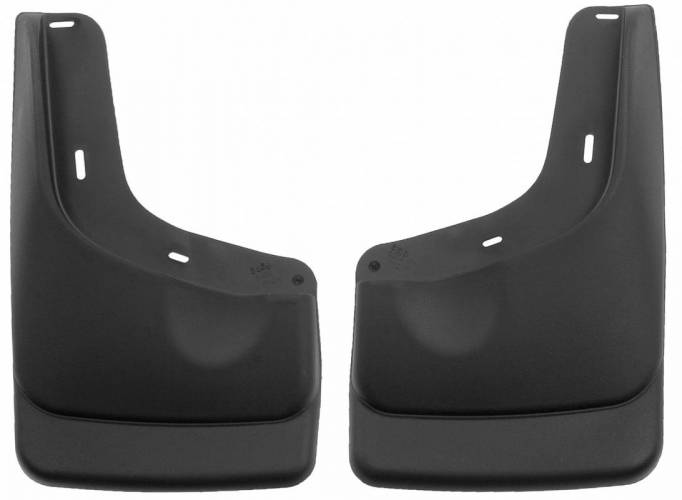 Husky Liners - Husky Liners 56591 Custom Molded Mud Guards Front Mud Flap