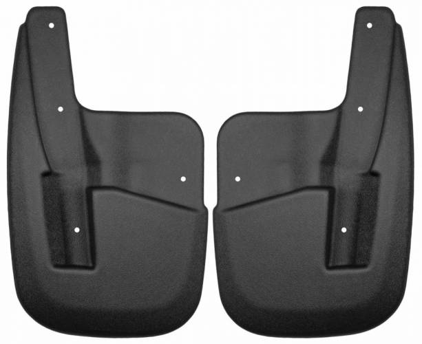 Husky Liners - Husky Liners 56631 Custom Molded Mud Guards Front Mud Flap