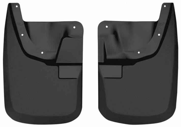 Husky Liners - Husky Liners 56681 Custom Molded Mud Guards Front Mud Flap
