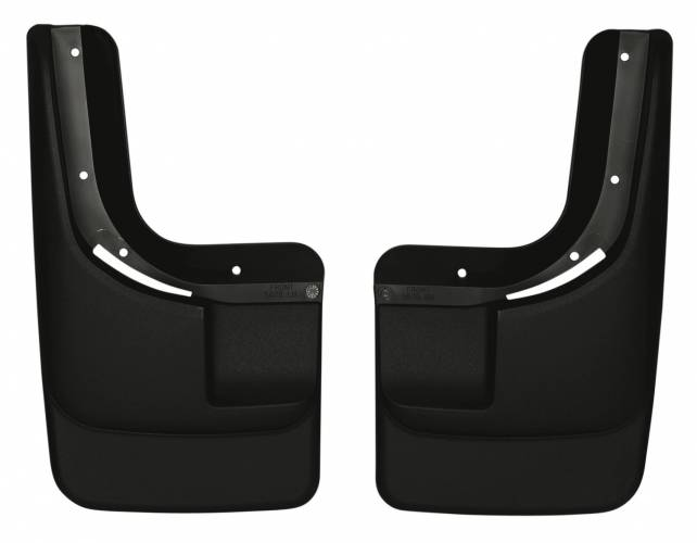 Husky Liners - Husky Liners 56701 Custom Molded Mud Guards Front Mud Flap