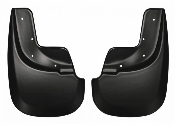 Husky Liners - Husky Liners 56811 Custom Molded Mud Guards Front Mud Flap
