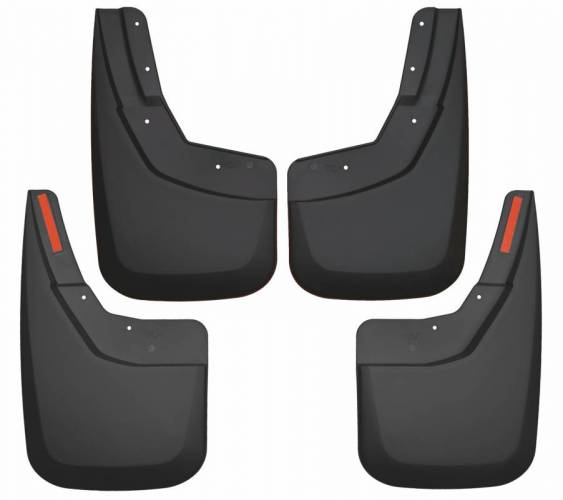 Husky Liners - Husky Liners 56886 Mud Guard Set  Mud Flap Kit