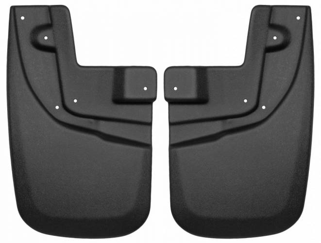 Husky Liners - Husky Liners 56931 Custom Molded Mud Guards Front Mud Flap