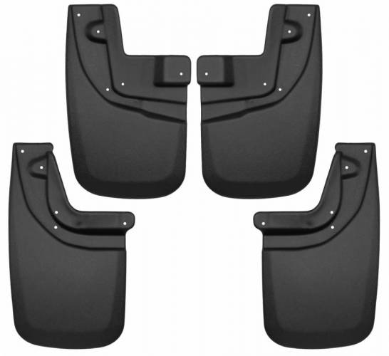 Husky Liners - Husky Liners 56936 Mud Guard Set  Mud Flap Kit