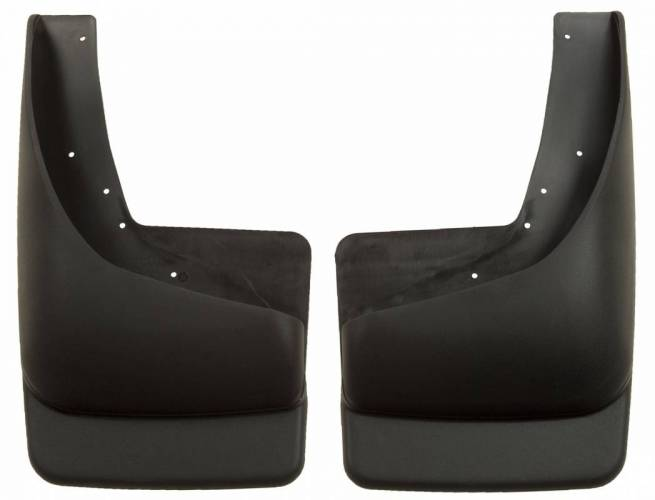 Husky Liners - Husky Liners 57211 Custom Molded Mud Guards Rear Mud Flap