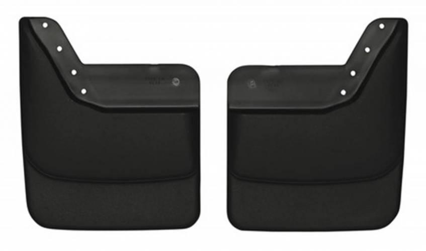 Husky Liners - Husky Liners 57291 Custom Molded Mud Guards Rear Mud Flap