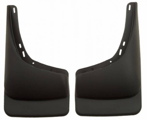 Husky Liners - Husky Liners 57301 Custom Molded Mud Guards Rear Mud Flap