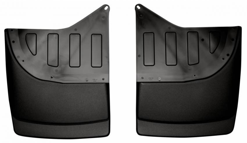 Husky Liners - Husky Liners 57351 Custom Molded Mud Guards Rear Mud Flap