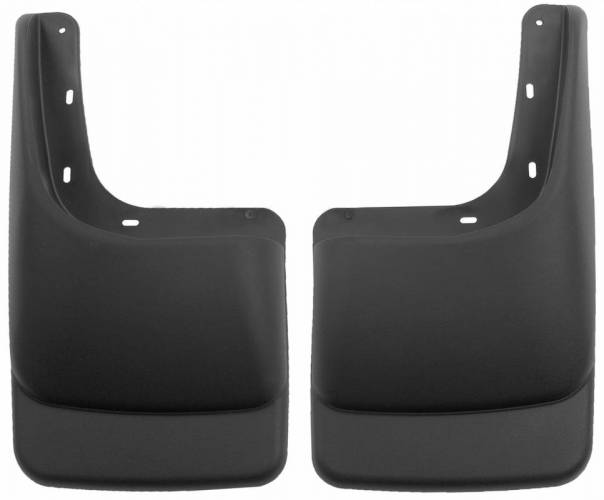 Husky Liners - Husky Liners 57591 Custom Molded Mud Guards Rear Mud Flap