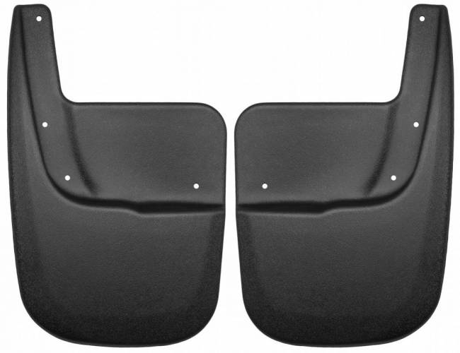 Husky Liners - Husky Liners 57631 Custom Molded Mud Guards Rear Mud Flap