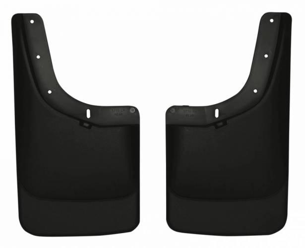 Husky Liners - Husky Liners 57701 Custom Molded Mud Guards Rear Mud Flap