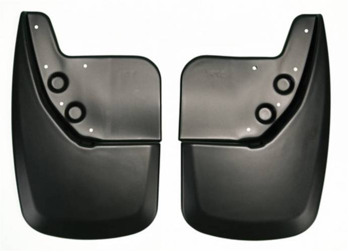 Husky Liners - Husky Liners 57911 Custom Molded Mud Guards Rear Mud Flap