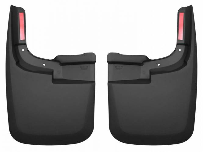 Husky Liners - Husky Liners 58461 Custom Molded Mud Guards Front Mud Flap