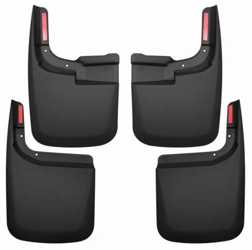 Husky Liners - Husky Liners 58466 Custom Molded Mud Guards Rear Mud Flap