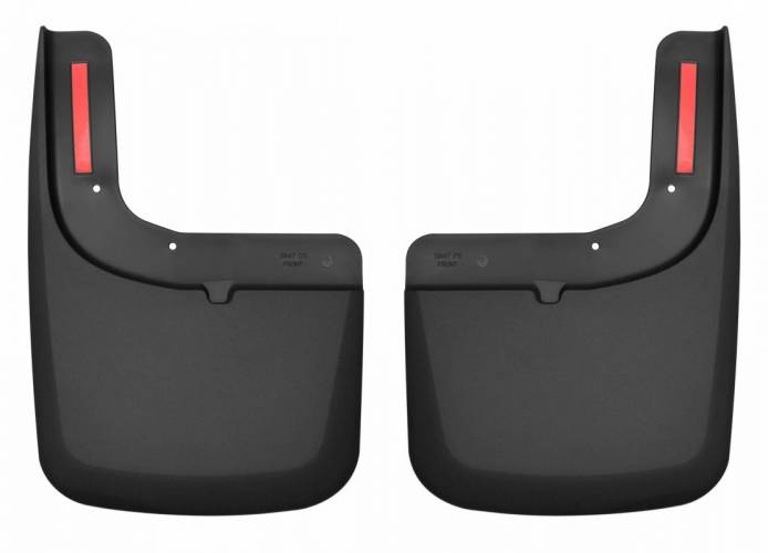 Husky Liners - Husky Liners 58471 Custom Molded Mud Guards Front Mud Flap