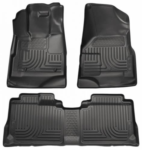 Husky Liners - Husky Liners 98351 WeatherBeater Front and Rear Floor Liner Set