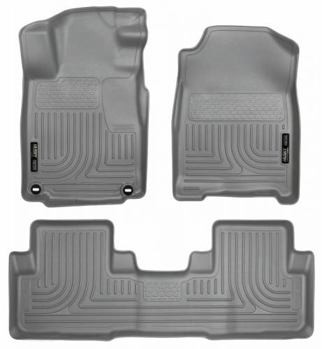 Husky Liners - Husky Liners 98452 WeatherBeater Front and Rear Floor Liner Set