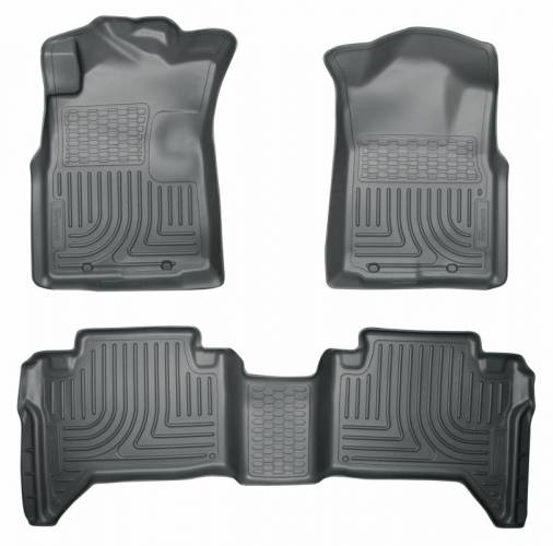 Husky Liners - Husky Liners 98952 WeatherBeater Front and Rear Floor Liner Set