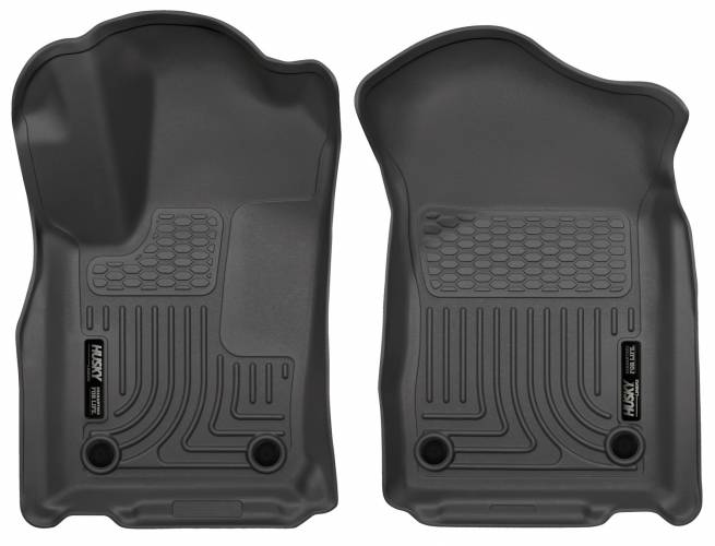 Husky Liners - Husky Liners 99151 WeatherBeater Front and Rear Floor Liner Set