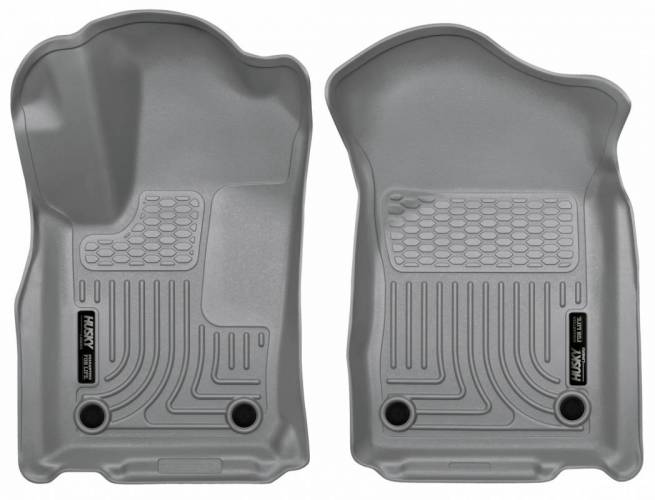 Husky Liners - Husky Liners 99152 WeatherBeater Front and Rear Floor Liner Set