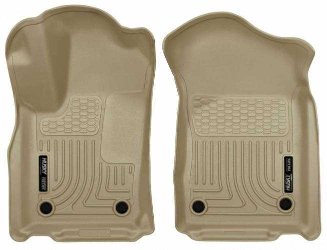 Husky Liners - Husky Liners 99153 WeatherBeater Front and Rear Floor Liner Set